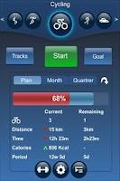 Screenshot of SportyPal