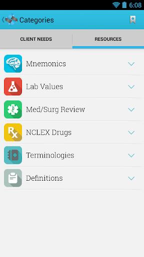 NCLEX RN - screenshot