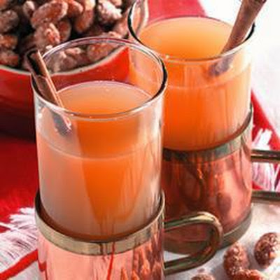 Hot Spiced Apple Punch