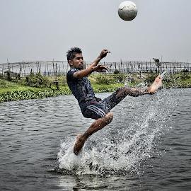 Untamed Soccer by Abdulla Al Rafi - Sports & Fitness Soccer/Association football