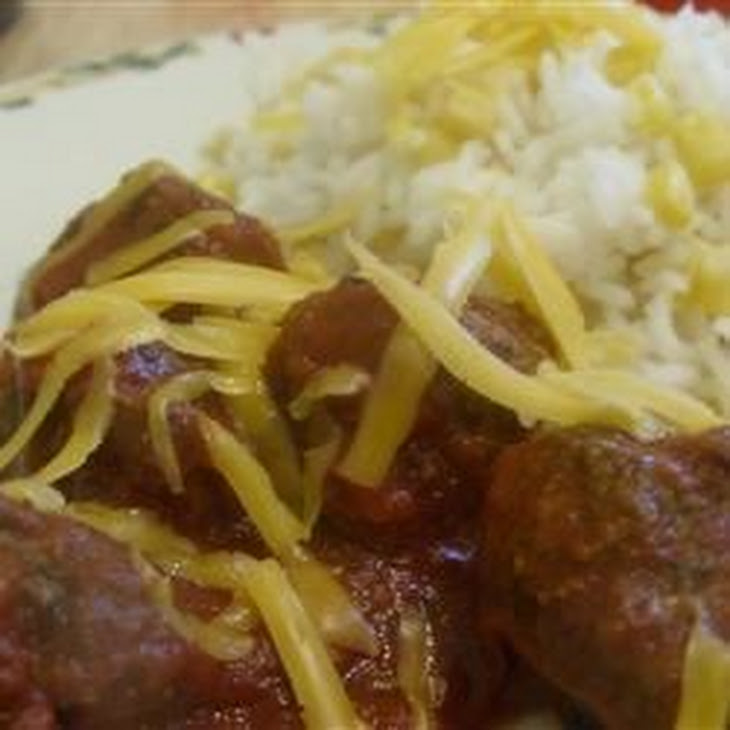 Meatballs Mexicana And Rice Recipes — Dishmaps