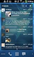 Screenshot of LauncherPro Plus s23 XTG