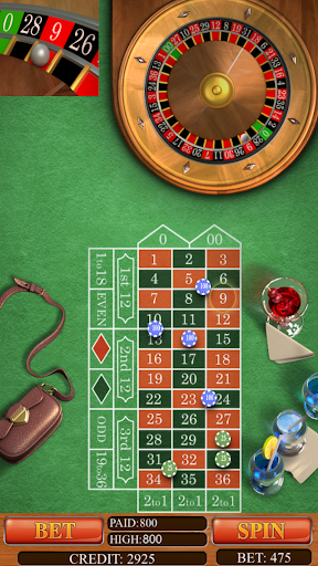 Roulette Casino - screenshot
