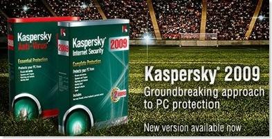 Kaspersky 2009