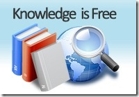 Knowledge is free