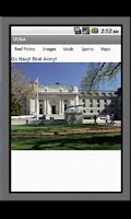 Screenshot of US Naval Academy - USNA