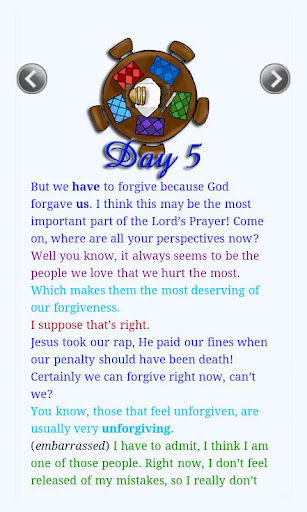 【免費書籍App】Lord's Prayer Playbook-APP點子