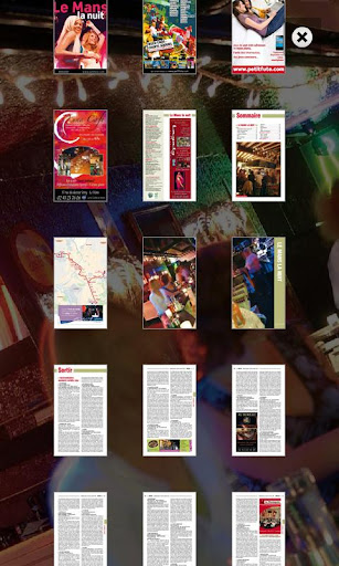 玩旅遊App|Le Mans la nuit免費|APP試玩