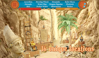 Screenshot of Hidden Secrets of Alexandria