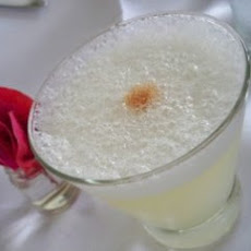 Dan's Father's Pisco Sour Recipe