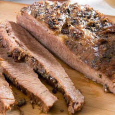 Beer-Braised Brisket with Onions