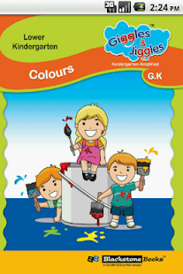 Colours for LKG Kids - screenshot