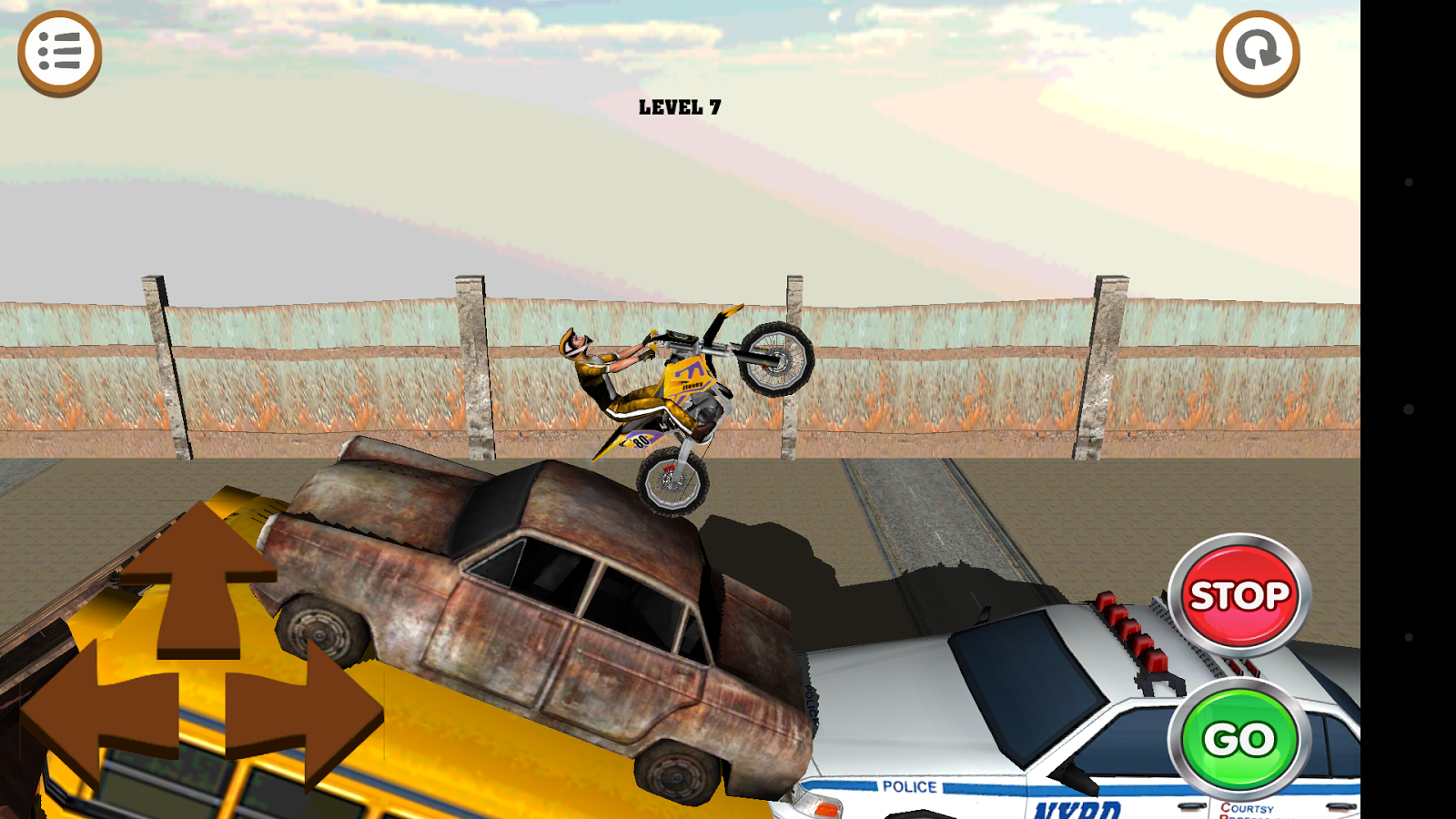 3D Motocross Bike: Industrial Screenshot 17