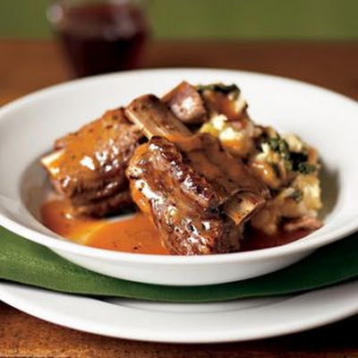 Stout-Braised Short Ribs