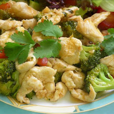 Chicken Sweet & Sour Stir-Fry