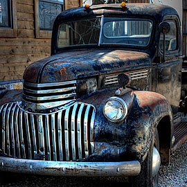 by Karen McKenzie McAdoo - Transportation Automobiles