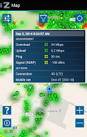Screenshot of RTR-NetTest - 3G/4G(LTE)+IPv6