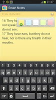 Screenshot of Smart Notes - OCR Free