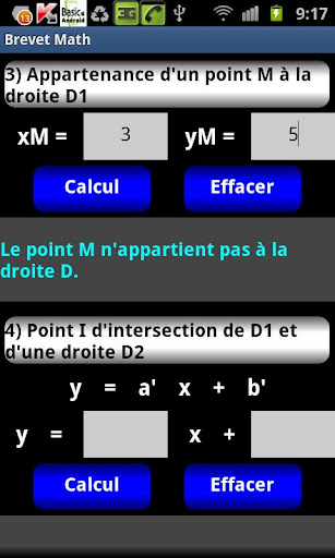 免費教育App|Math 3° Brevet|阿達玩APP