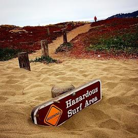 Sandy Surf by Ken Baxter - Instagram & Mobile iPhone