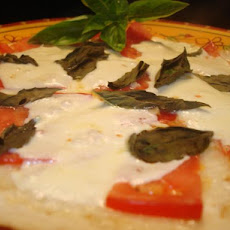 Couldn't Be Easier Margherita Pizza