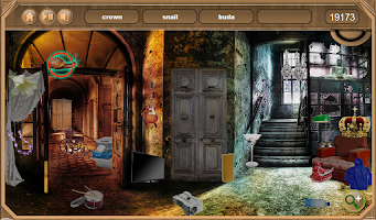 Screenshot of Haunted Village Free