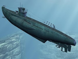 Screenshot of Submarine Game