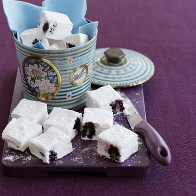 Bramble Marshmallows