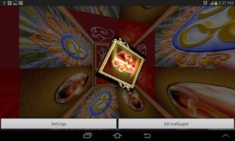 Screenshot of 3D Ganesha HD Live Wallpaper