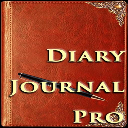 Diary Journal Pro Daily Planer LOGO-APP點子