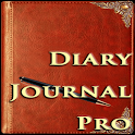 Diary Journal Pro Daily Planer icon