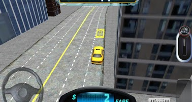 Screenshot of City 3D Duty Taxi Driver