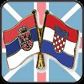 Android aplikacija Serbo-Croatian Memory Game