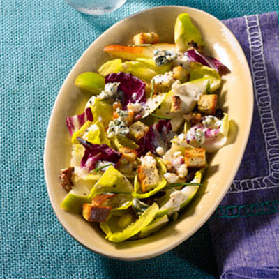 Endive, Pear, and Blue Cheese Salad