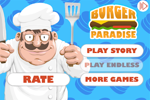 Screenshot of Burger Restaurant
