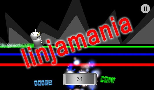 Linjamania - screenshot