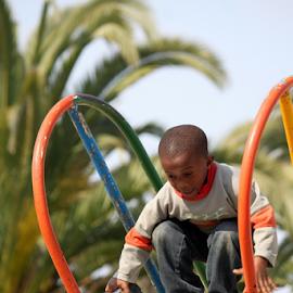 Playtime ...  by Desiree Havenga - City,  Street & Park  City Parks