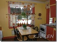 Kitchen - summerhouse