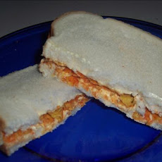 Dorito Sandwich (for kids)