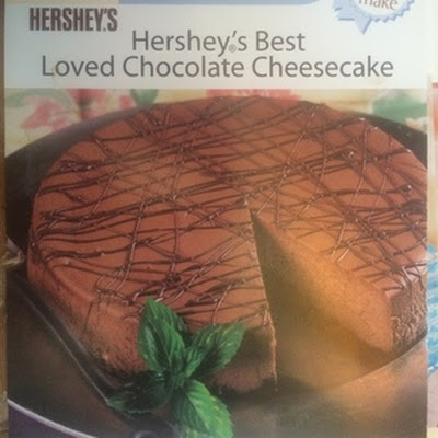 Hershey's Best Loved Chocolate Cheesecake