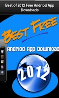 Screenshot of 2012 Best Free App's