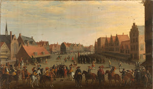 RIJKS: Joost Cornelisz. Droochsloot: painting 1625