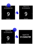 Screenshot of Dialer Plugin for LiveView