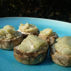 Simple Stuffed Mushrooms