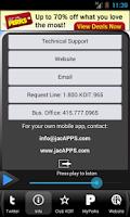 Screenshot of 96.5 KOIT