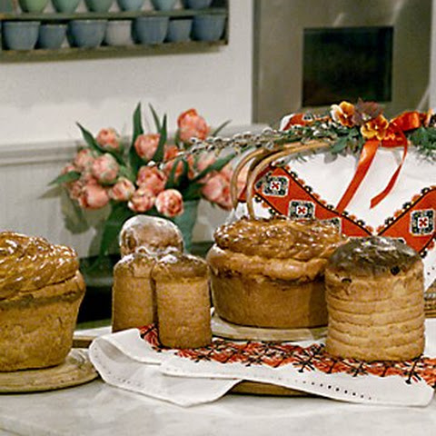 Ukrainian Easter Bread