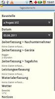 Screenshot of 123erfasst v2.0