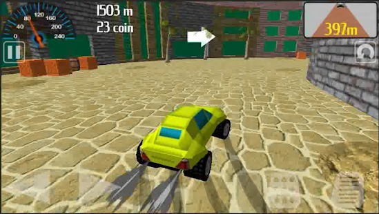 Buggy Drift Racing 3D - screenshot