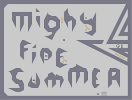 Thumbnail of the map 'MIGHTYFUNSUMMER'