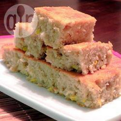Mexican Sweetcorn Cake